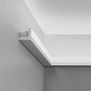 Corniche Plafond Platre : corniche moulure de plafond axxent orac decor pour ~ Edinachiropracticcenter.com Idées de Décoration