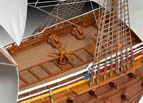 Revell AG Germany 1/150 WASA Swedish Regal Sailing Ship