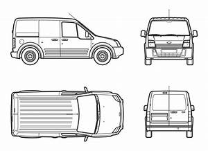 Ford Transit Connect Avis : vul ford transit connect la fiche technique ~ Gottalentnigeria.com Avis de Voitures
