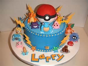 top pokemon cakes