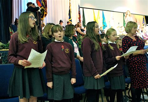 Verwood Remembers 2014