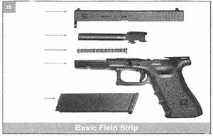 Parts Of A Handgun Diagram