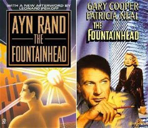 in quot the fountainhead quot by ayn rand we learn about