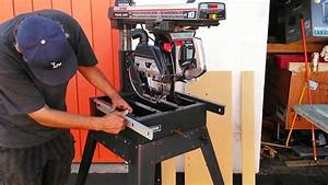 Craftsman Radial Arm Saw Safety Kit  Recall And Retrofit
