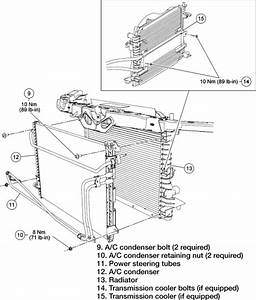 Schematics And Diagrams  How To Replace Radiator On Ford