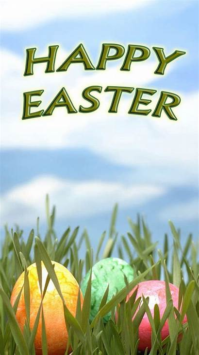 Easter Happy Wallpapers Girly Mobile Colorful Phone