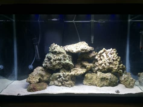 Aquascaping With Rocks by I 29 Lbs Of Rock And No Idea How To Aquascape How S