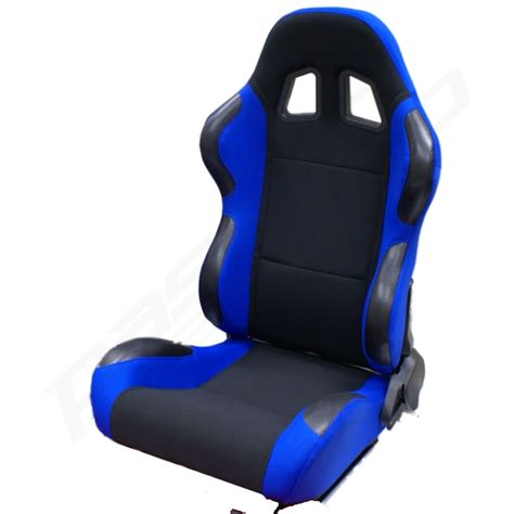 car seats for sports cars reclining car seat blue black colour new