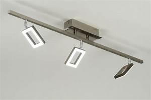 Spot Plafond Salon : design led lumi res plafonnier lampe chambre coucher ~ Edinachiropracticcenter.com Idées de Décoration
