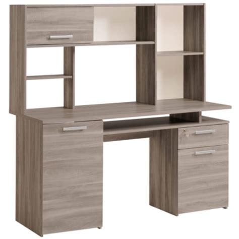couleur gris meuble bureau et ordinateur pas cher but fr