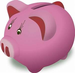 File:Open Clip Art Library Piggy Bank.svg - Wikimedia Commons