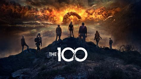 The 100 020 Serial TV Sezon 7 - Tapety na pulpit