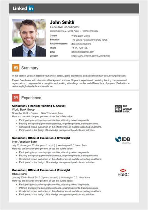 cv template linkedin linkedin functional resume template creative resume templates resume