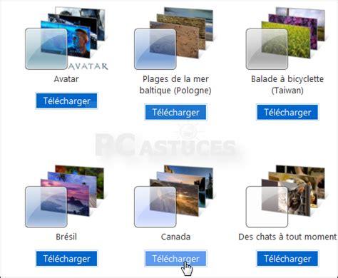 theme de bureau windows 7 télécharger de nouveaux thèmes de bureau windows 7