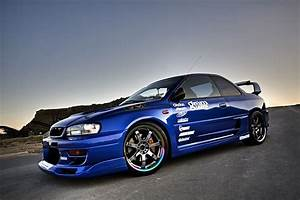 Subaru Gc8