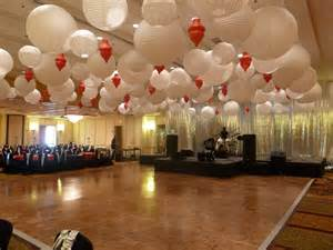 Ceiling Paper Lanterns Party Decorations