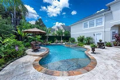 Swimming Pool Houston Building Permits Pools Construction