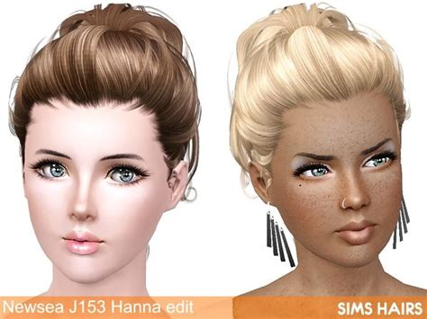 by kyler christofer sims mods cc sims hair sims sims 3