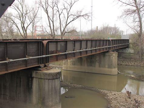 bridgehuntercom abandoned csx olentangy river bridge