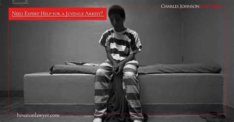Need Expert Help for a Juvenile Arrest? Get Experienced ...
