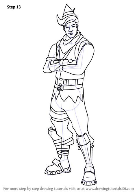 learn   draw codename elf  fortnite fortnite