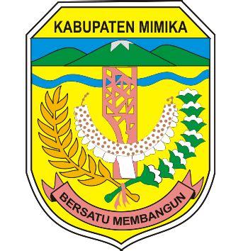 logo kabupaten kota  provinsi papua idezia