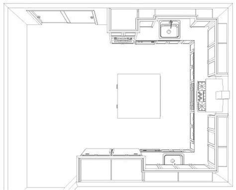 kosher kitchen floor plan kosher kitchen layouts kitchen design ideas 6711