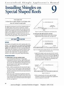Installing Shingles On Special Shaped Roofs  Certainteed