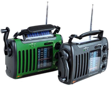 New Kaito Ka450 Am/fm/sw Solar Noaa Weather Radio W/ Ac