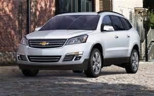 2018 Chevrolet Traverse Release Date