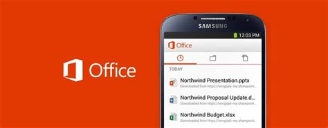 Office 365 Mobile by Office Mobile Para Assinantes Do Office 365 Chega Ao Android
