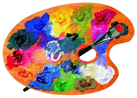 Real Art Palette   www.pixshark.com - Images Galleries ...