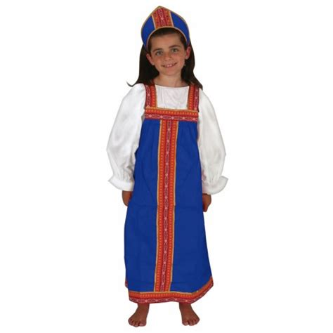 Russian Girl Outfit by Mojo Education