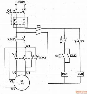 Two Speed Motor Wiring Diagram 3 Phase  U2013 Electrical Wiring