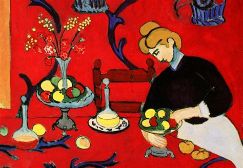henri matisse la desserte les 25 meilleures id 233 es de la cat 233 gorie tableau matisse sur peintures matisse