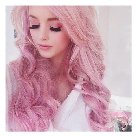 Pink Hair On Tumblr