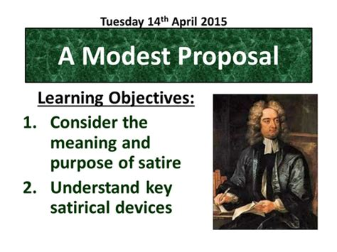 satire  modest proposal jonathan swift  ashleyking