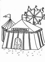 Coloring Fair Pages Wheel Ferris Carnival Food Printable Sheet Getcoloringpages Science Scholastic Cute sketch template