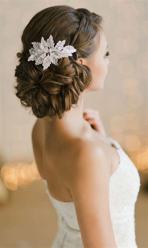 wedding hairstyles romantic bridal updos updo