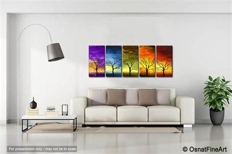 Painting For Sale  Multi Panel Canvas Landscape #2339