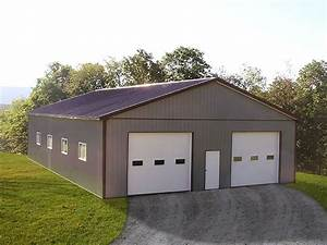 30 x 40 garage cost 2017 2018 best cars reviews With 40 by 60 pole barn