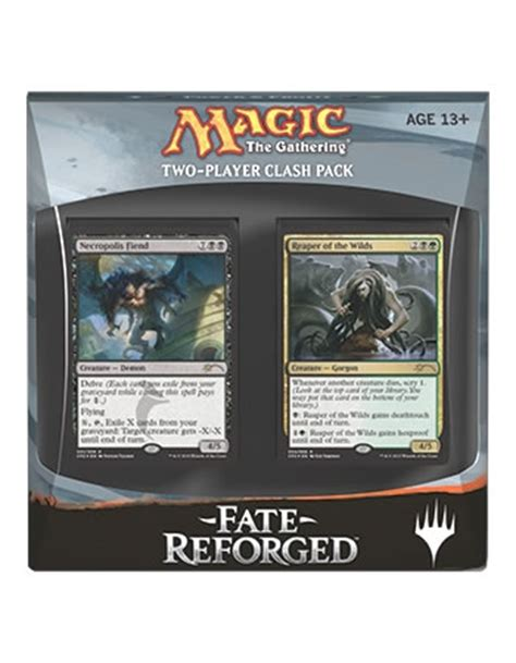 Mtg Fate Reforged Pre Made Decks by Fate Reforged Boosters Packs Magic The Gathering C