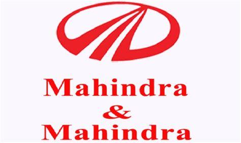 Mahindra & Mahindra Q2 Net Up 27 Per Cent At Rs 1,163