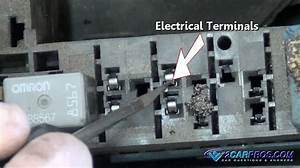 How To Clean Fuse Box Terminals