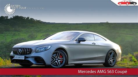 Explore the 2020 amg s 63 sedan. Mercedes Benz AMG S63 Coupe S Class 2020 Lifestyle Review Film India S 63 - YouTube