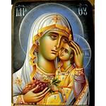 Orthodox Icons Icon Christian Eleni Mary Dadi