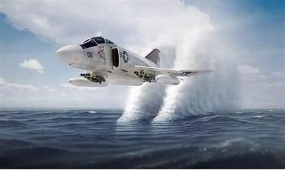 Phantom Fighter Jet Plane Airplane Military Bomber