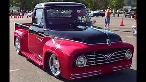 Pick Up Ford : 1955 ford pick up street rod youtube ~ Medecine-chirurgie-esthetiques.com Avis de Voitures