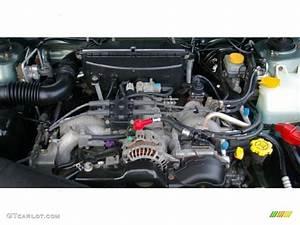 2003 Subaru Outback Limited Sedan 2 5 Liter Sohc 16