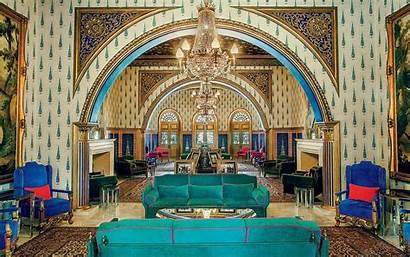 Palace Jaipur Hotel Rajmahal Indian Inside Raj